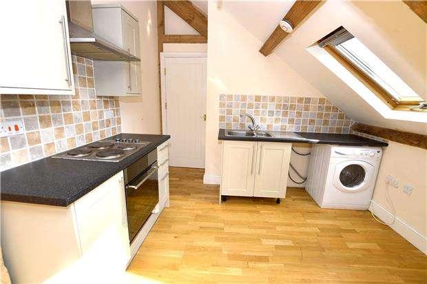 1 Bedroom Flat for sale in The Maltings, Merrywalks, Stroud, Gloucestershire, GL5 1QA