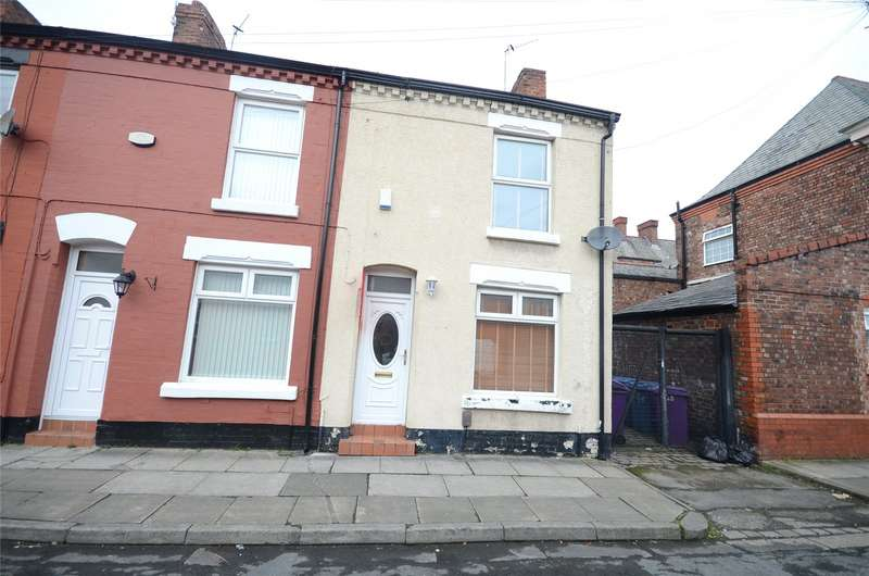 2 Bedrooms End Of Terrace House for sale in Lawrence Grove, Wavertree, Liverpool, L15