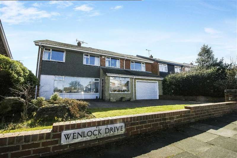 5 Bedrooms Detached House for sale in Wenlock Drive, North Shields, Tyne And Wear