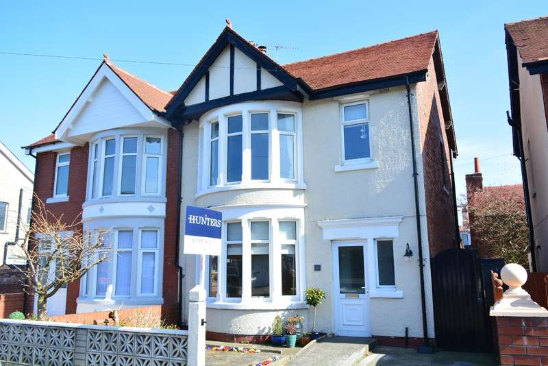 3 Bedrooms Semi Detached House for sale in Lowther Road, Fleetwood, FY7 7AS