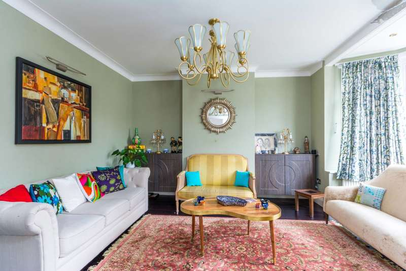 4 Bedrooms House for sale in Brookfield Avenue, Ealing, W5