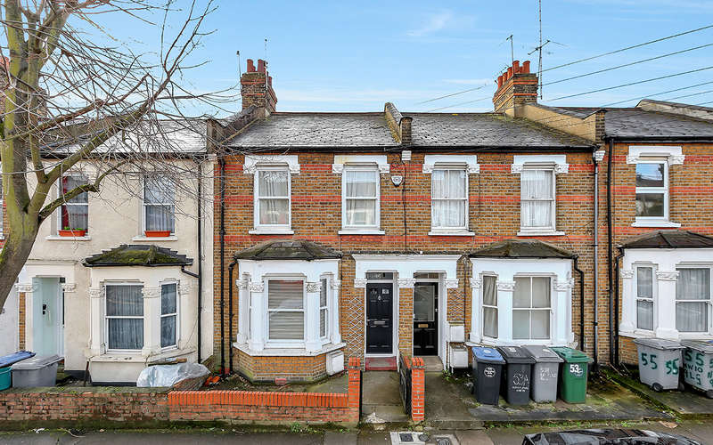 3 Bedrooms Terraced House for sale in Leopold Road, Harlesden