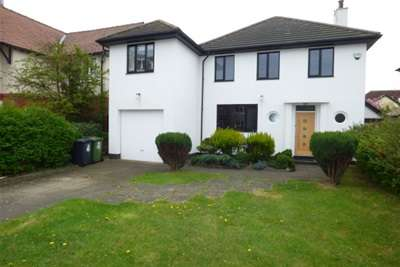 4 Bedrooms Detached House for rent in College Road North, L23