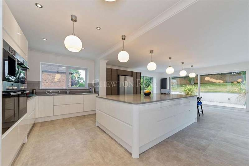 5 Bedrooms Detached House for sale in Northampton