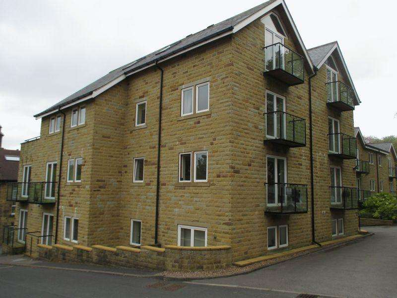 2 Bedrooms Block Of Apartments Flat for sale in 'The Rowans' 'The Sycamores', The Green, Bingley