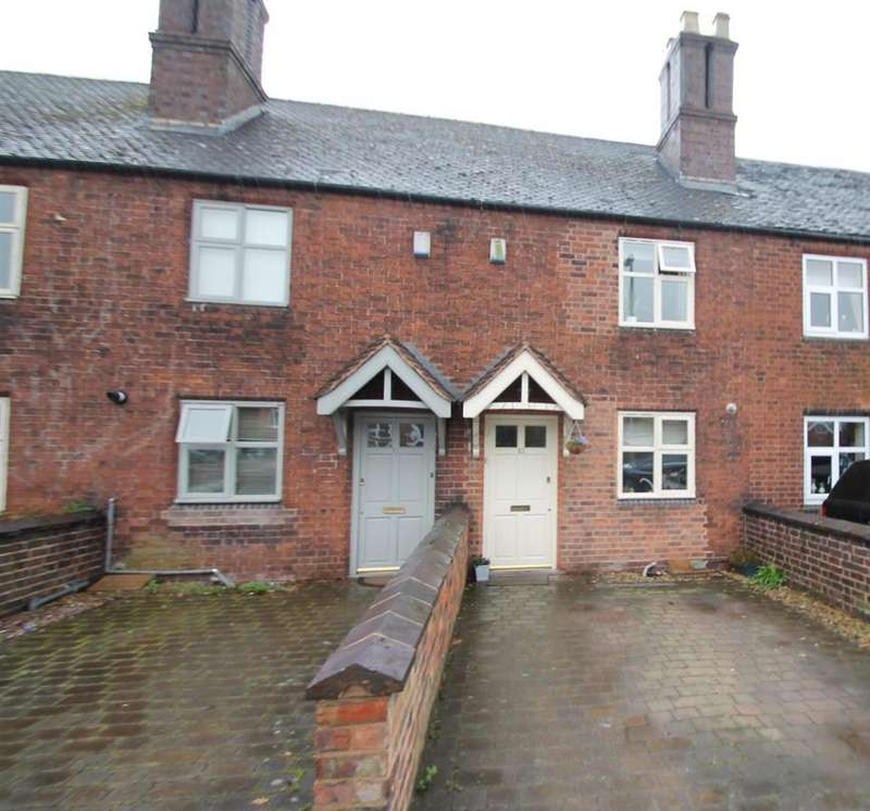 2 Bedrooms Cottage House for rent in Main Street, Shenstone, Lichfield