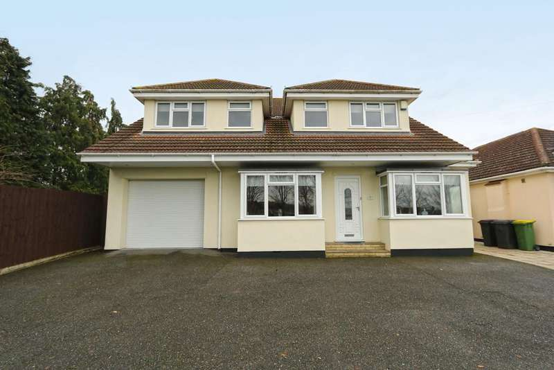 4 Bedrooms Detached House for sale in London Road, Rayleigh, Essex