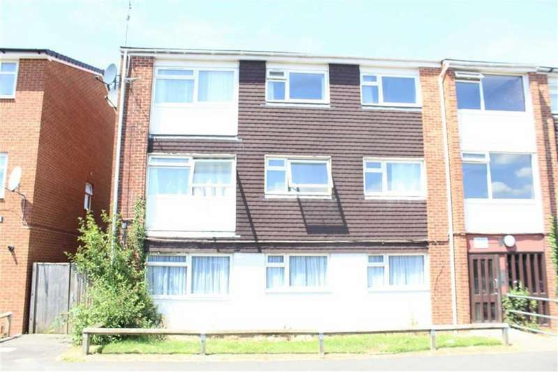 2 Bedrooms Apartment Flat for sale in Quantock Close, Langley, Berkshire