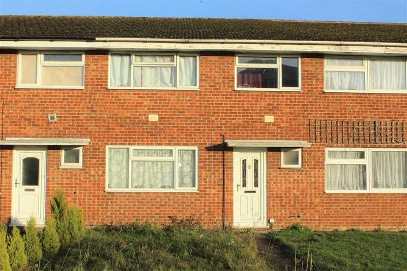 3 Bedrooms Terraced House for sale in Crown Meadow, Slough, Berkshire