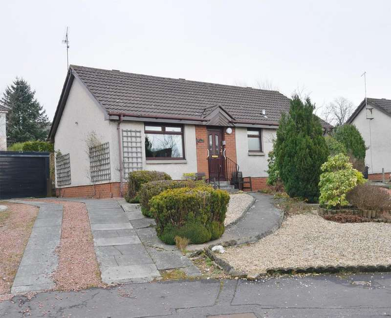 2 Bedrooms Detached Bungalow for sale in 18 Woodfield, Glasgow, G71 6LZ