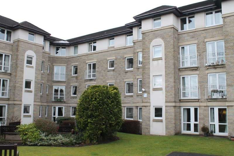 1 Bedroom Retirement Property for sale in Flat 33, Kelburne Court, 51 Glasgow Road, Paisley, PA1 3PD