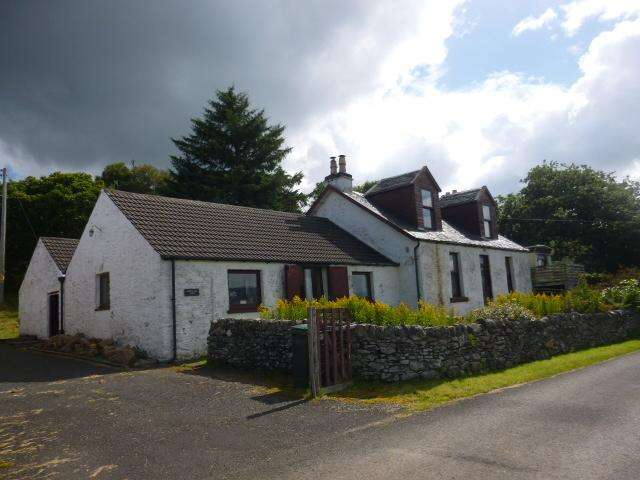 4 Bedrooms Detached House for sale in Portavadie Farm House, Tighnabruaich, PA21 2DA