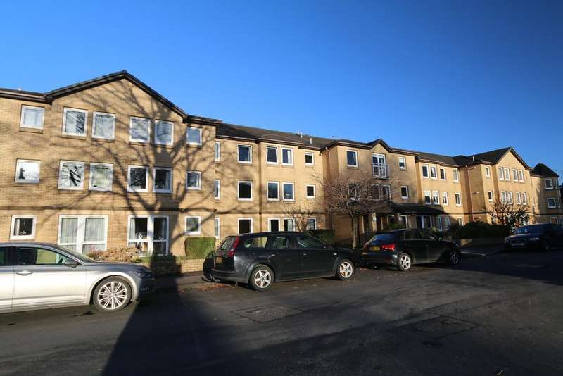 2 Bedrooms Retirement Property for sale in 36 Strathmore Court, 20 Abbey Drive, Glasgow, G14 9JX