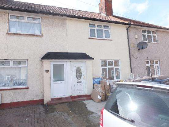2 Bedrooms Terraced House for sale in COMYNS, DAGENHAM RM9