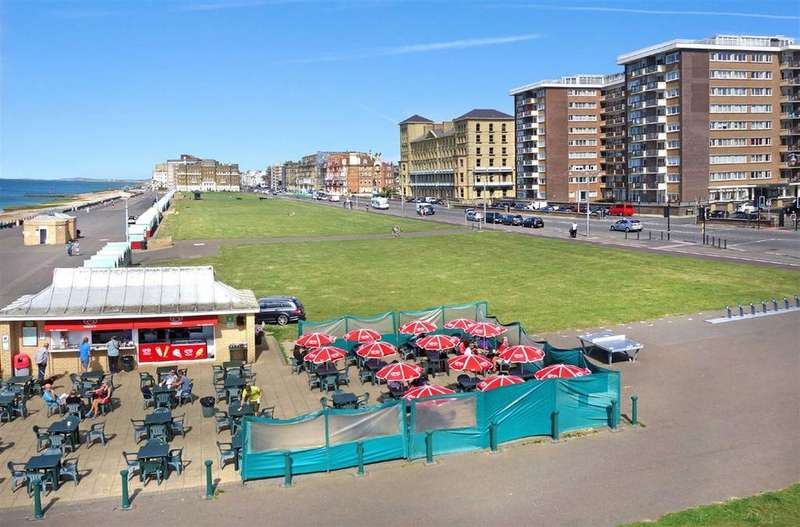 1 Bedroom Flat for sale in Kingsway Court, Hove