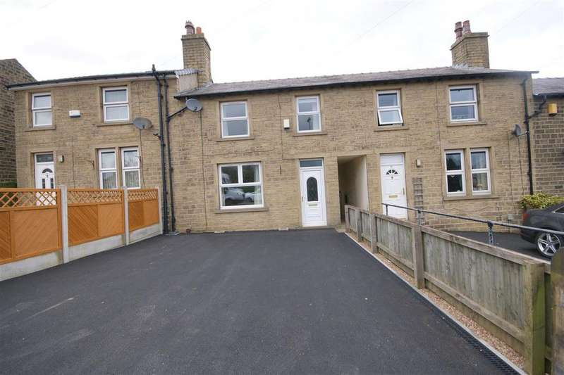3 Bedrooms Terraced House for sale in Yew Tree Road, Huddersfield