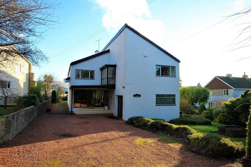 4 Bedrooms Detached House for sale in Fairways, Irvine Road, Largs, KA30 8EY
