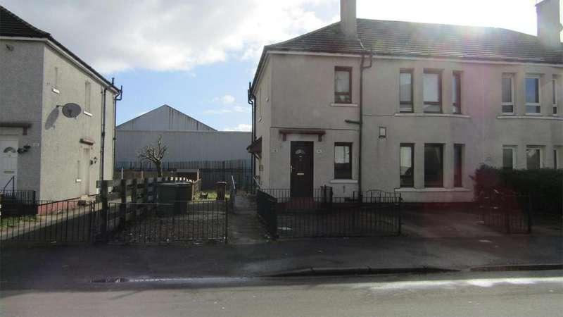 2 Bedrooms Flat for sale in 18 Moorfoot Street, Glasgow, G32 6EJ