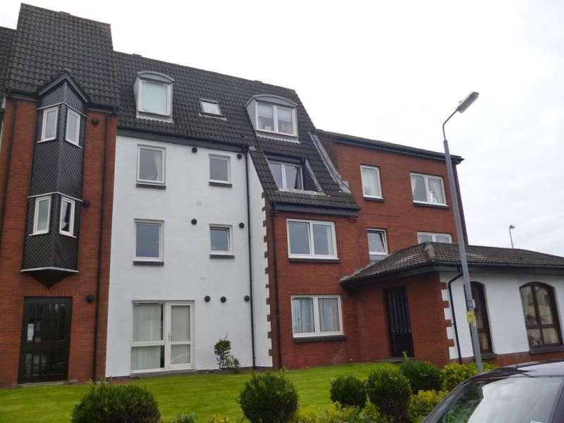 1 Bedroom Flat for sale in 72 Homemount House, Gogoside Road, Largs, KA30 9LS