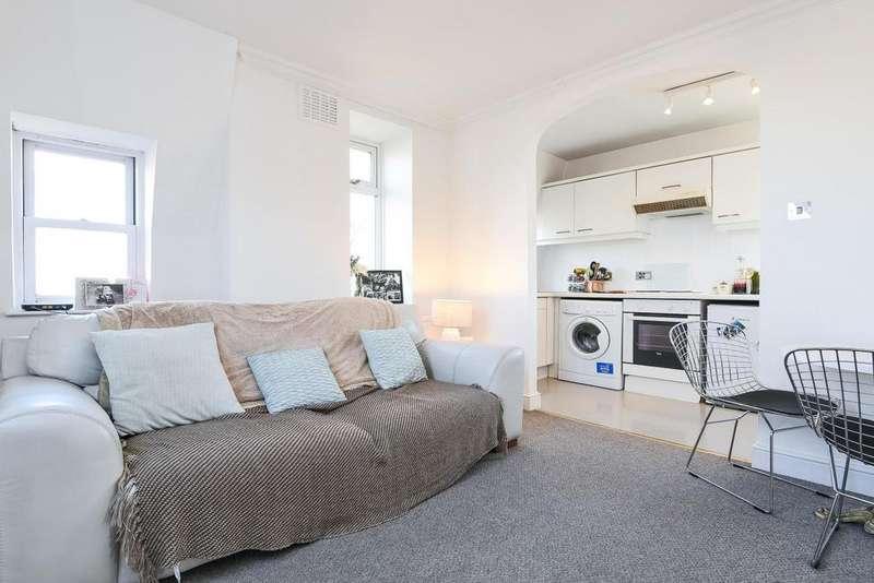 1 Bedroom Flat for sale in Cedars Road, Clapham