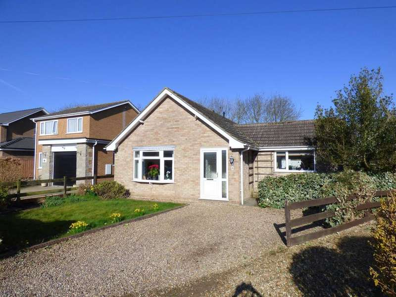 3 Bedrooms Detached Bungalow for sale in Almond Crescent, Louth