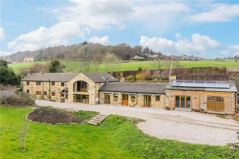 5 Bedrooms Detached House for sale in Smithy Brook Farm, Thornhill Road, Middlestown, Wakefield, West Yorkshire