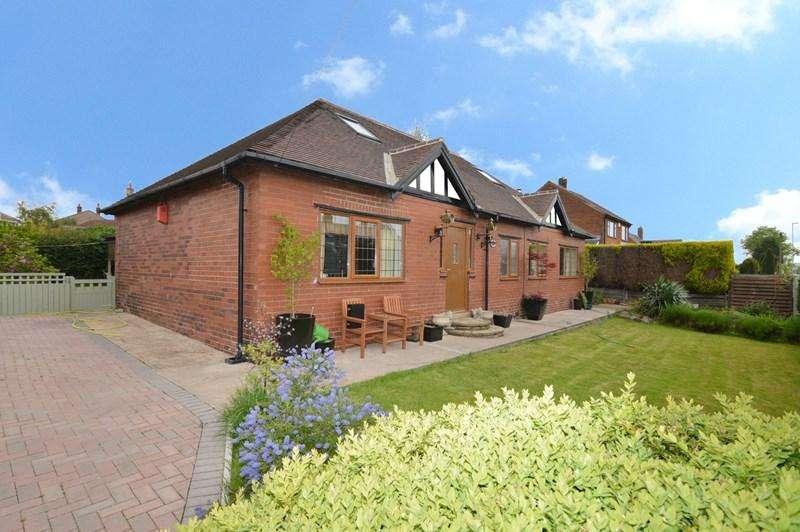 3 Bedrooms Detached Bungalow for sale in Wakefield Road, Snydale Villas, Pontefract