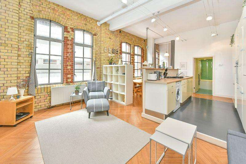 1 Bedroom Apartment Flat for sale in Bankside Lofts, 65 Hopton Street, Bankside