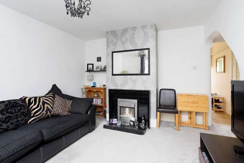 2 Bedrooms Terraced House for sale in Allendale Street, Folkestone, CT19