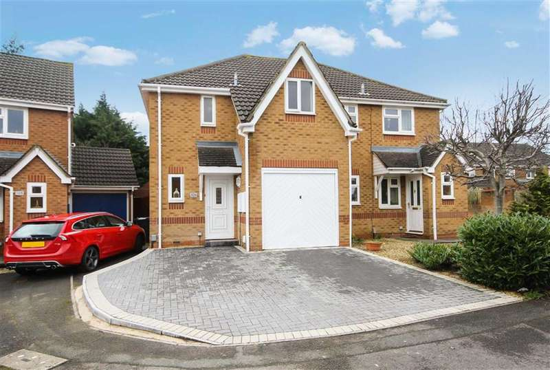 3 Bedrooms Semi Detached House for sale in Copse Avenue, Swindon, Wilts