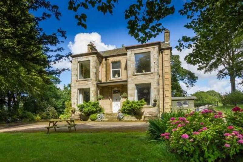 6 Bedrooms Detached House for sale in Oakenclough, Preston, PR3
