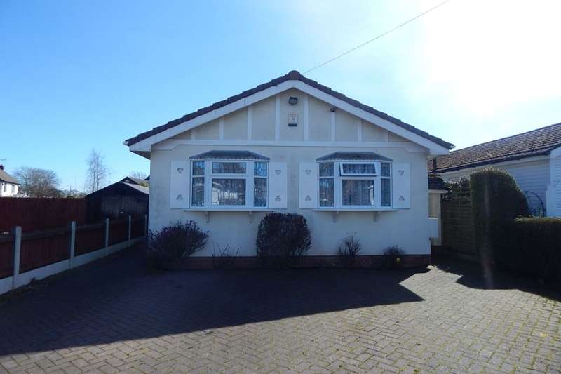 3 Bedrooms Detached Bungalow for sale in Hawkesley Drive, Birmingham, B31