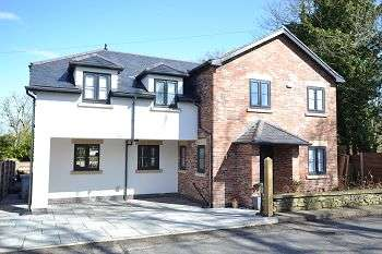 4 Bedrooms Detached House for sale in Birtles Road, Macclesfield, Cheshire SK10 3JQ
