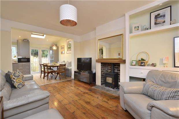 3 Bedrooms End Of Terrace House for sale in Filton Avenue, Horfield, Bristol, BS7 0AU