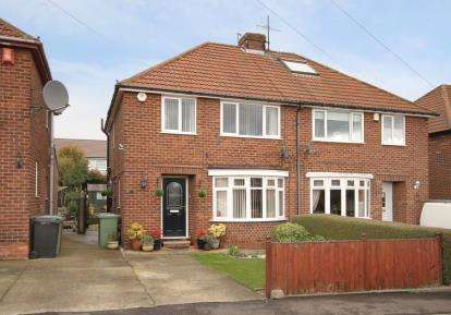 3 Bedrooms Semi Detached House for sale in Robert Close, Unstone, Dronfield, Derbyshire