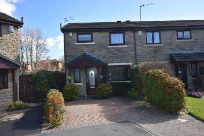 2 Bedrooms Terraced House for sale in Green Park Close, Blackburn, Lancashire