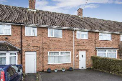 3 Bedrooms Terraced House for sale in Falcon Lodge Crescent, Sutton Coldfield, West Midlands, .