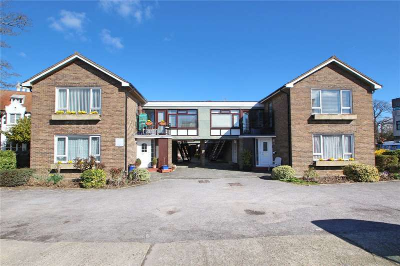 2 Bedrooms Apartment Flat for sale in Cadogan Court, Christchurch Road, Worthing, BN11