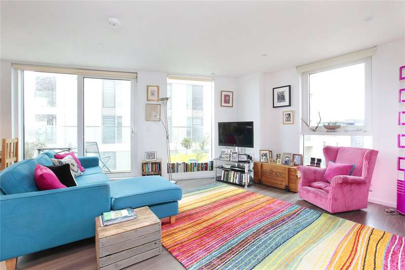 3 Bedrooms Apartment Flat for sale in Aurora Apartments, 10 Buckhold Road, Wandsworth, London, SW18