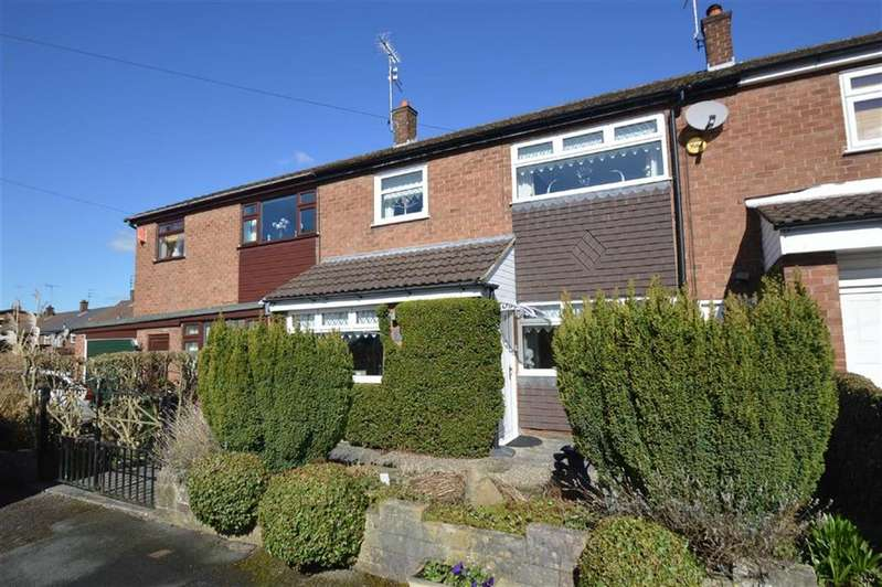 3 Bedrooms Semi Detached House for sale in Pleasant Street, Macclesfield