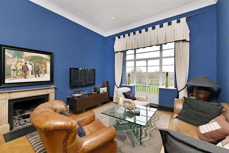 1 Bedroom Flat for sale in Ormonde Terrace, London, NW8