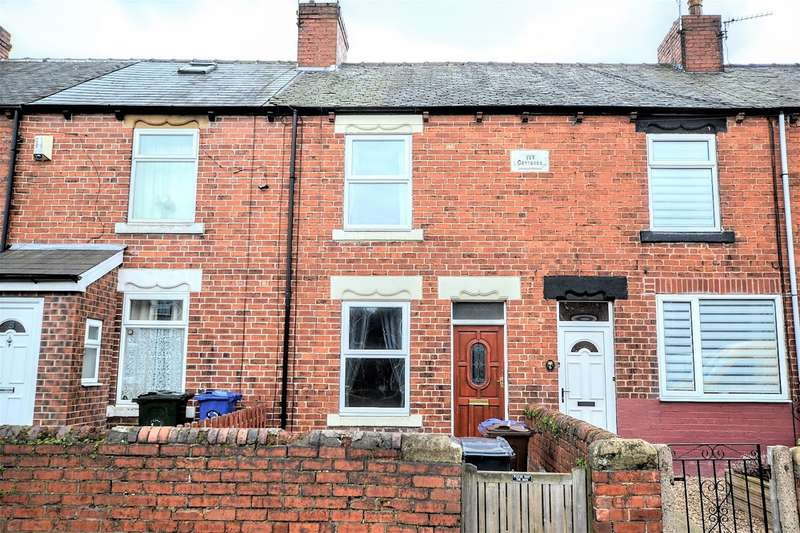 2 Bedrooms Detached House for sale in Ivy Cottages, Royston, Barnsley, S71 4QE