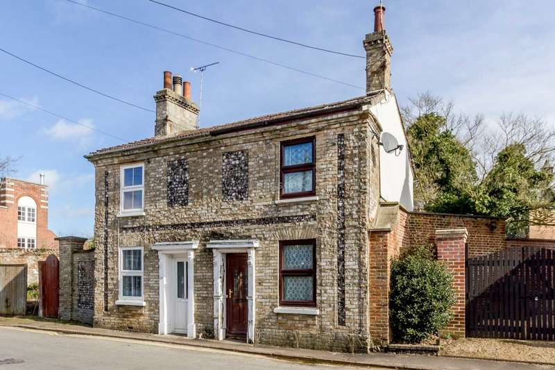 2 Bedrooms Semi Detached House for sale in Whitsands Road, Swaffham
