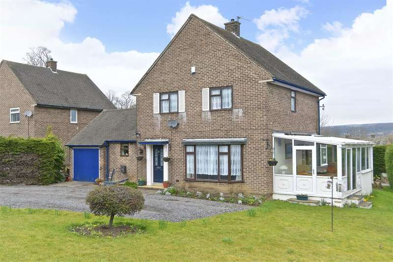 3 Bedrooms Detached House for sale in Westbourne Close, Otley, LS21