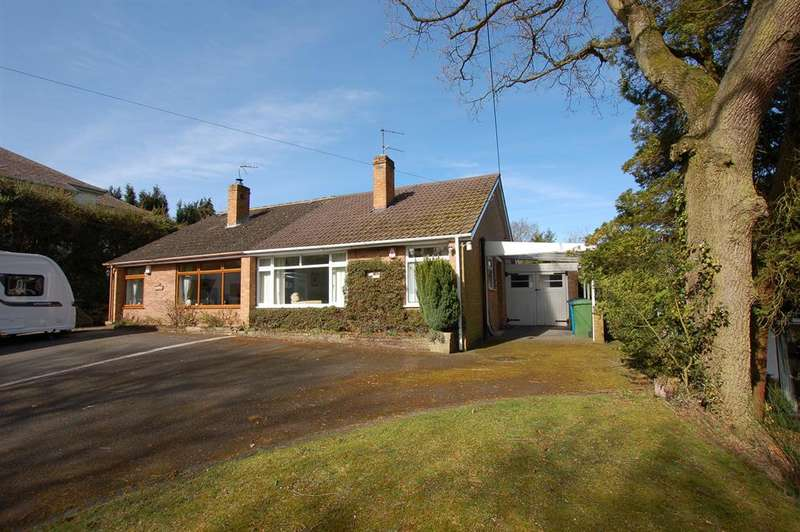 2 Bedrooms Bungalow for sale in White Hill, Kinver, DY7 6AU
