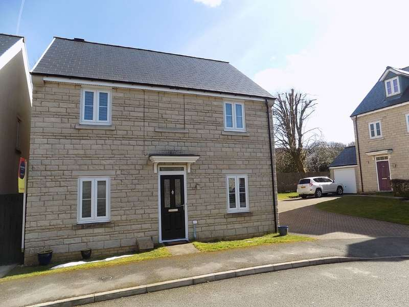 4 Bedrooms Detached House for sale in Otterhole Close, Buxton