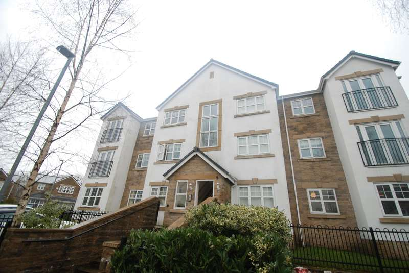 2 Bedrooms Flat for sale in Waters Reach, Mossley, Ashton-under-Lyne, OL5 9FG