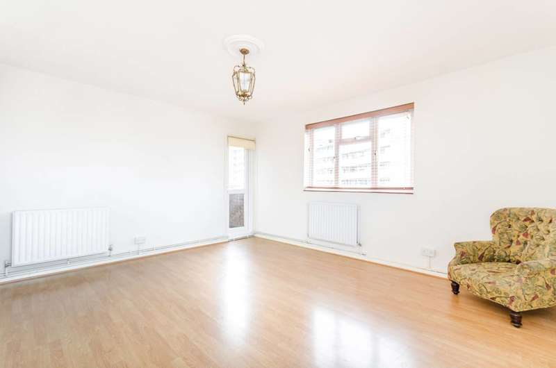 2 Bedrooms Flat for sale in Brockley Road, Brockley, SE4