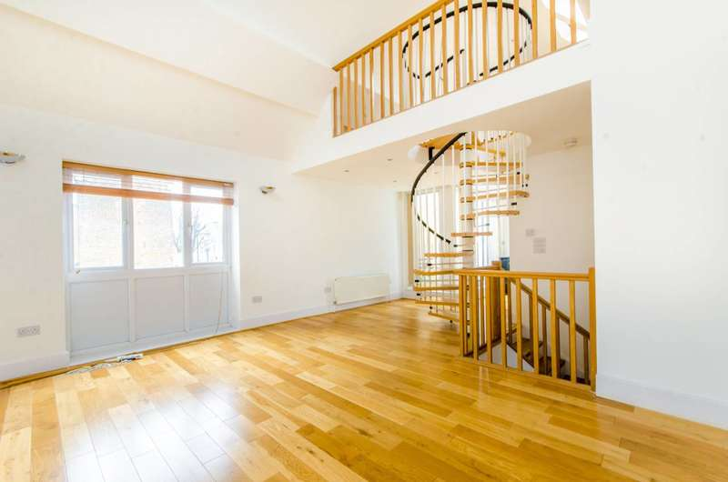 2 Bedrooms Semi Detached House for sale in Martineau Road, Islington, N5
