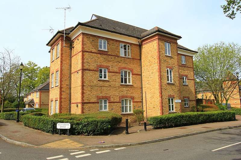 2 Bedrooms Ground Flat for sale in Champneys Court, 63 Pennington Drive, London, London, N21
